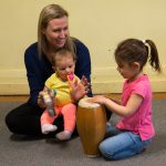 Family music classes are fun!