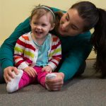 mom and toddler program