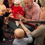 Baby music classes are fun for everyone!