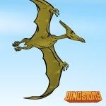 I'm a Pterodactyl by Howdytoons